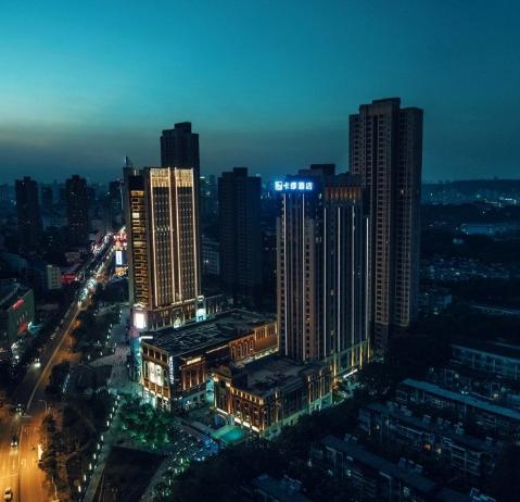 卡缪酒店(武汉光谷杨家湾店)