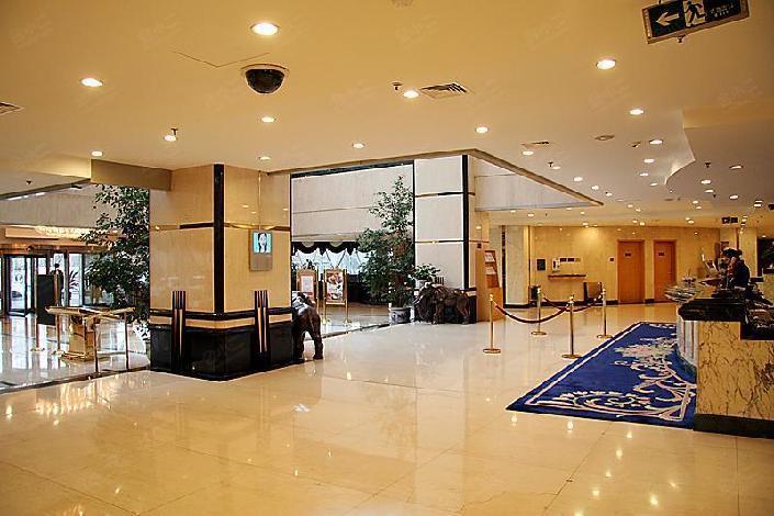 天津泰達中心酒店
